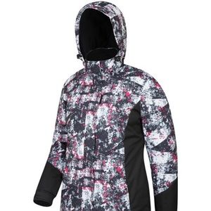 f75eaa8b34 Mountain Warehouse Jackets   Coats - Women s Printed Ski Jacket